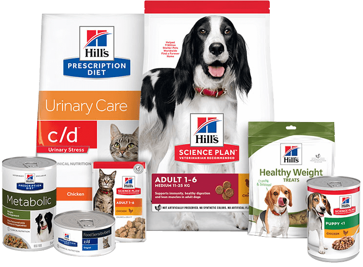 Hill´s Pet Nutrition premium pet food