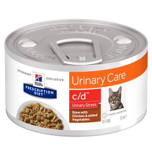 Cat Urinary Health Conditions | Hill's Pet