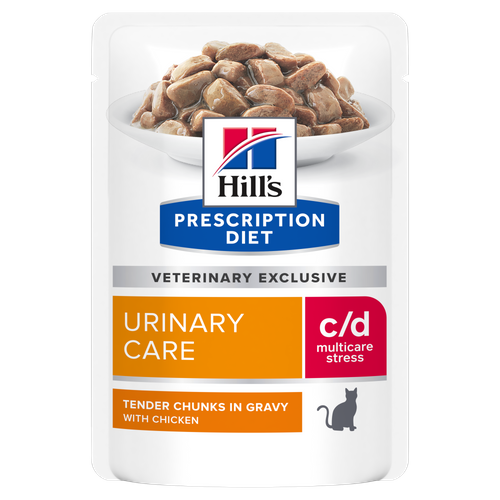Hills Cd Urinary Stress Cat Food