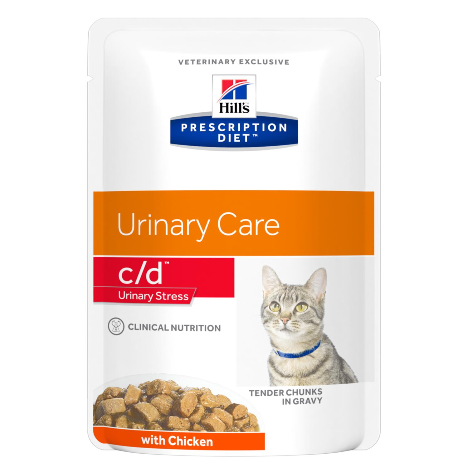 Prescription Diet™ C/d™ Feline Urinary Stress With Chicken