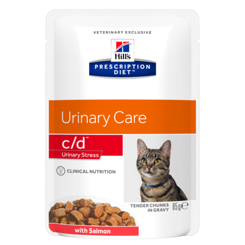 Prescription Diet™ C/d™ Feline Urinary Stress With Salmon