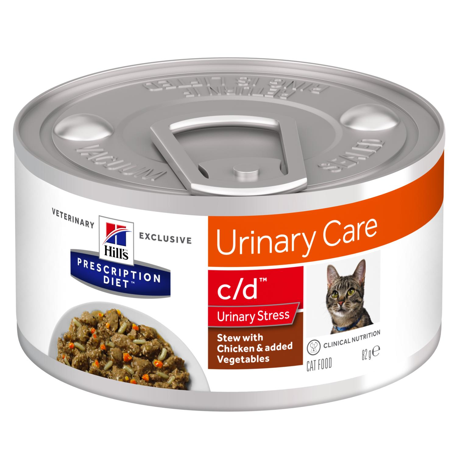 Prescription Diet™ C/d™Urinary Stress Feline Stew With